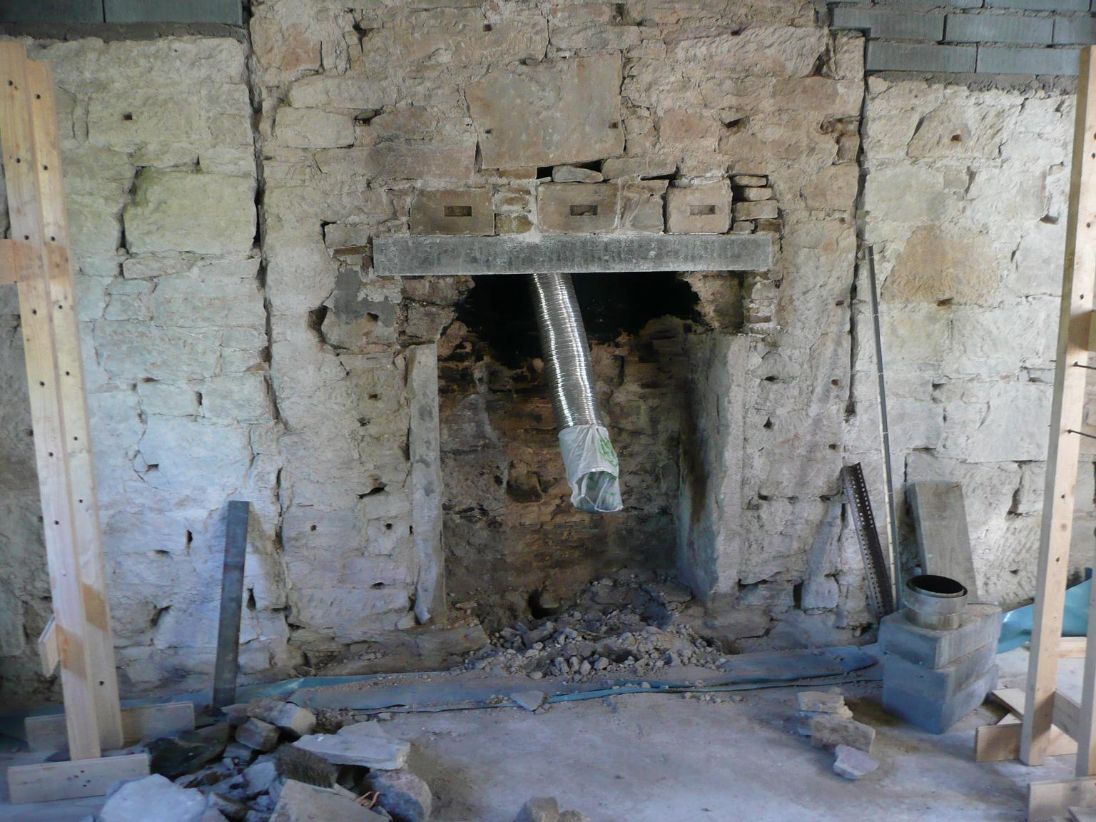 Fireplace Concrete Lintel Fireplaces